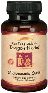 Microcosmic Orbit by Dragon Herbs. $19.95. Dietary Supplement An esoteric formula used in the Chan (Zen) and Daoist traditions to supply energy to the primal energy channels, and to promote the flow of energy in these channels.