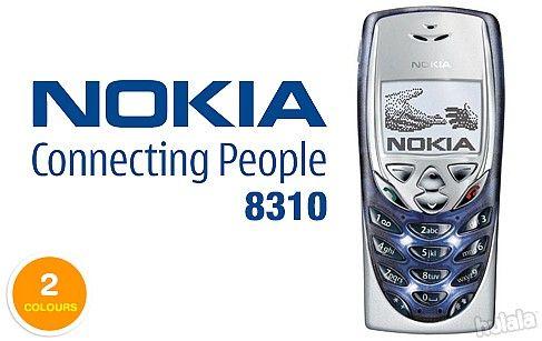 Nokia 8310 My Bling Bling Nokia Old Phone Phone