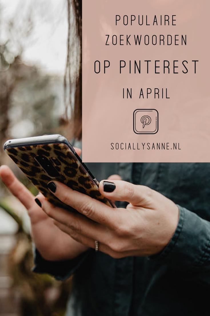 Pin op Pinterest SEO