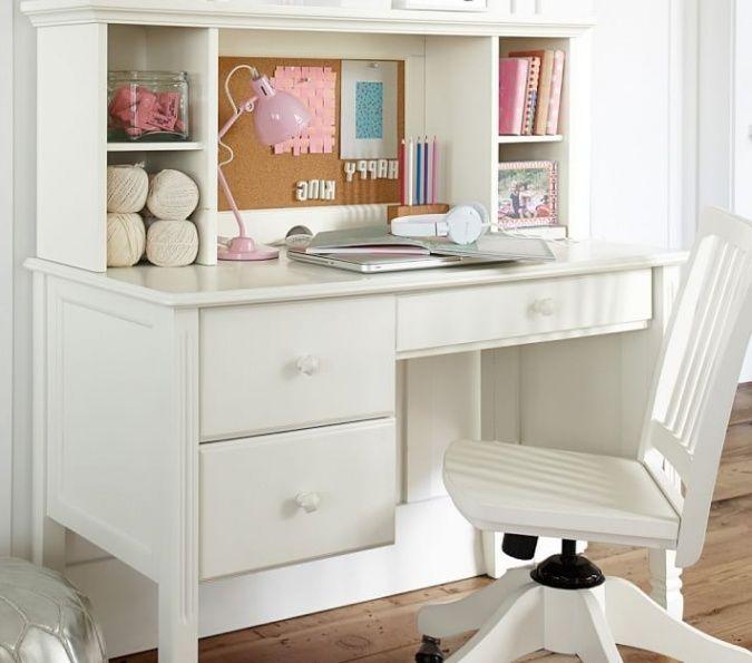 Madeline Storage Desk Hutch: Pin On Boys Room