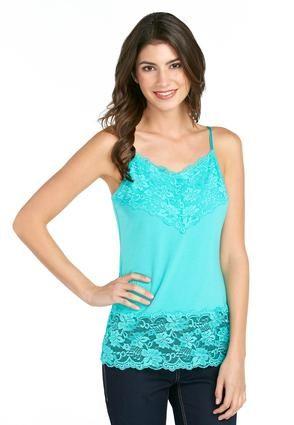 Cato fashions wide lace trim cami catofashions want for 24 hour shirt printing santa rosa