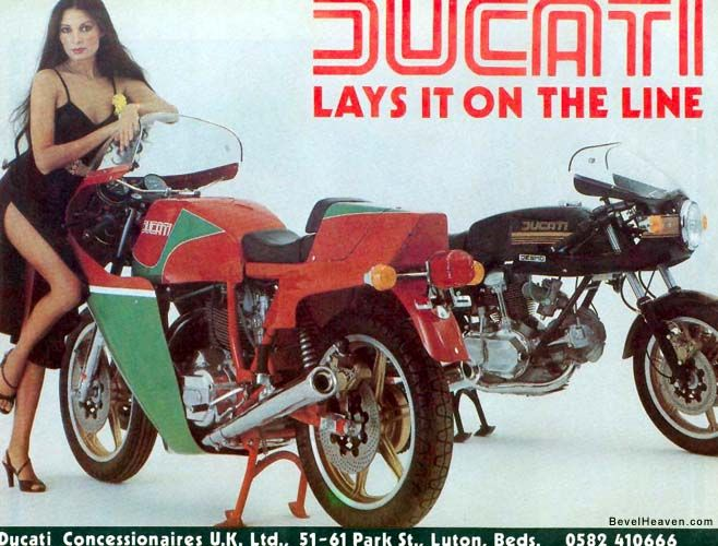 Retro Cool Motorcycle Adverts Return Of The Cafe Racers Ducati Vintage Motorcycle Posters Bike Poster
