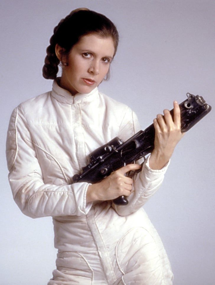 Princess Leia From Star Wars: Episode V – The Empire Strikes Back