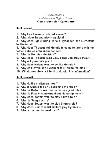 shakespeare worksheets   yahoo image search results  happy  shakespeare worksheets   yahoo image search results twelfth night macbeth  essay comprehension questions