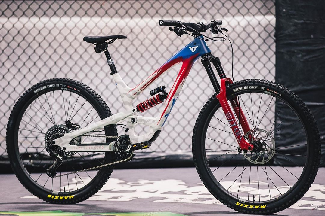 Yt Industries On Instagram It S Easy To Say This Is A Knock Out Peterjamisonmedia Mountain Bike Action Mountian Bike Mountain Biking Funny