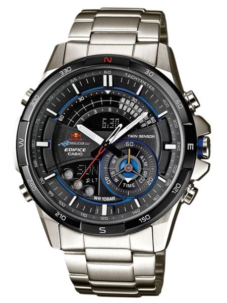 dd18c7a7756 Relógio CASIO EDIFICE RED BULL RACING - ERA-200RB-1AER