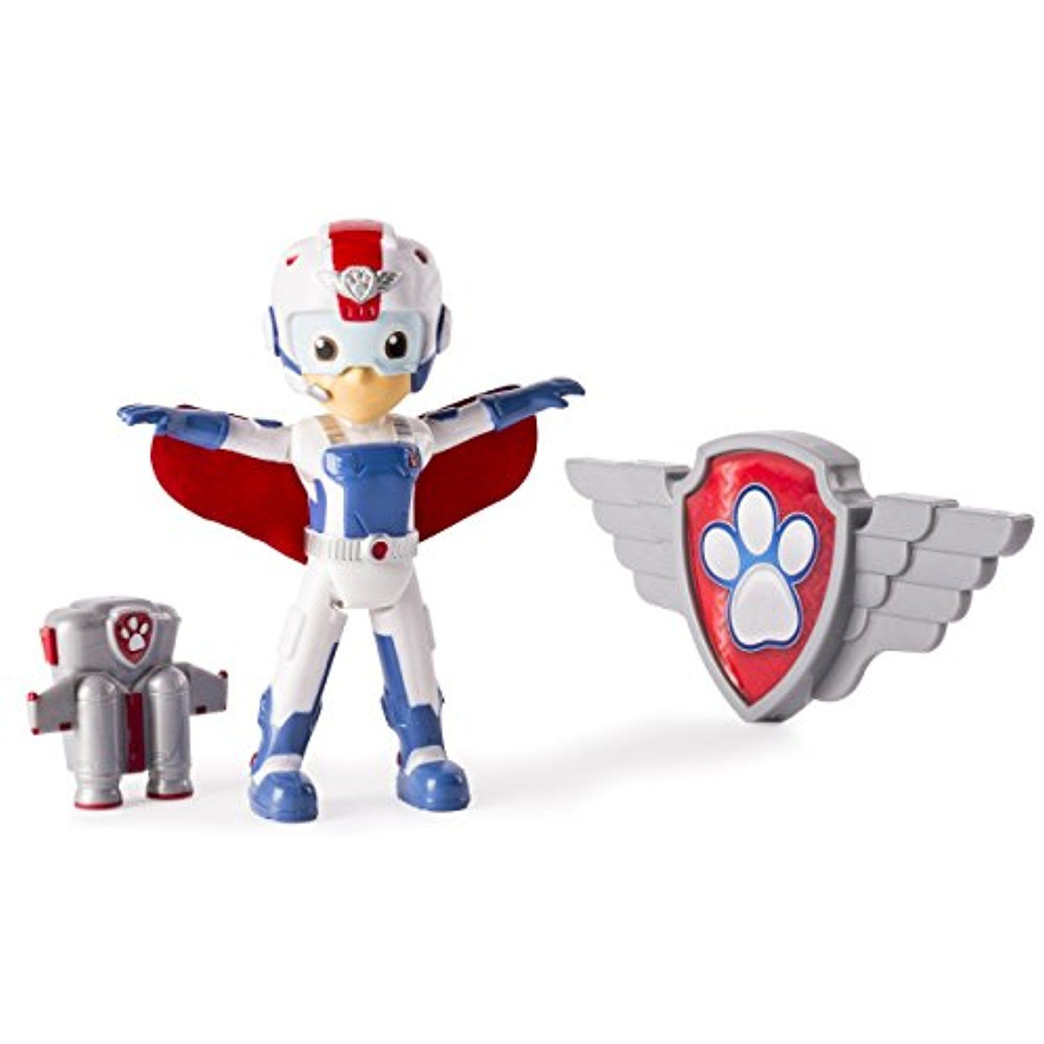Paw Patrol Air Rescue Ryder Figure Removable Pack