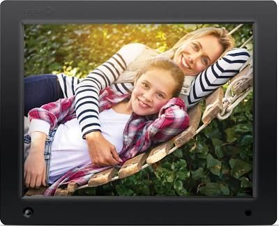 Best Rated Nixplay Original 12 Wifi Digital Picture Frame W Motion