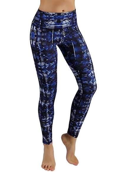 012e022f32 Pin by Katerina Galanis on Want It   Printed yoga pants, Yoga capris,  Workout pants