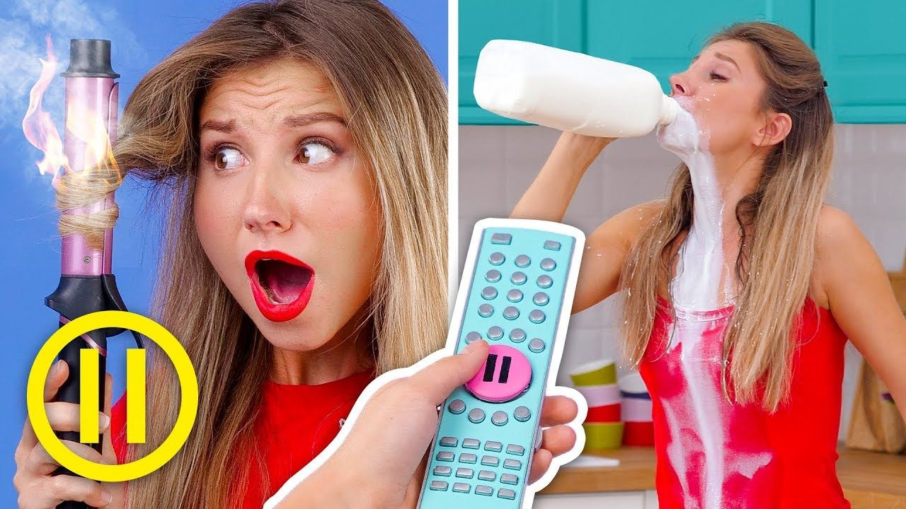 Pause Challenge Prank Wars Pause Challenge For 24 Hours By