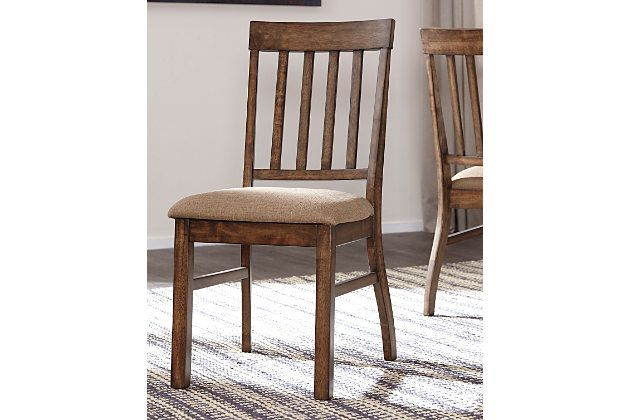 Delicieux The Zilmar Dining Room Chair Is High Style Made For Everyday Living. Plush,  Upholstered