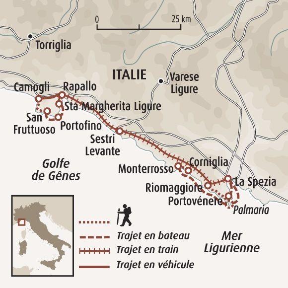 Voyage Italie Randonnee Circuit Et Trek Italie Cinque Terre