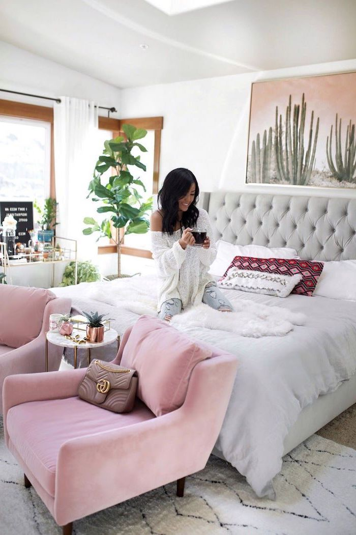 ▷ 1001 + idées pour la réalisation d\u0027une belle chambre à coucher