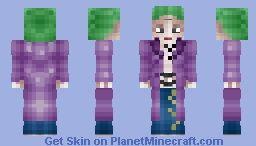 Joker Suicide Squad Minecraft Skins Pinterest Minecraft - Skins para minecraft pe joker