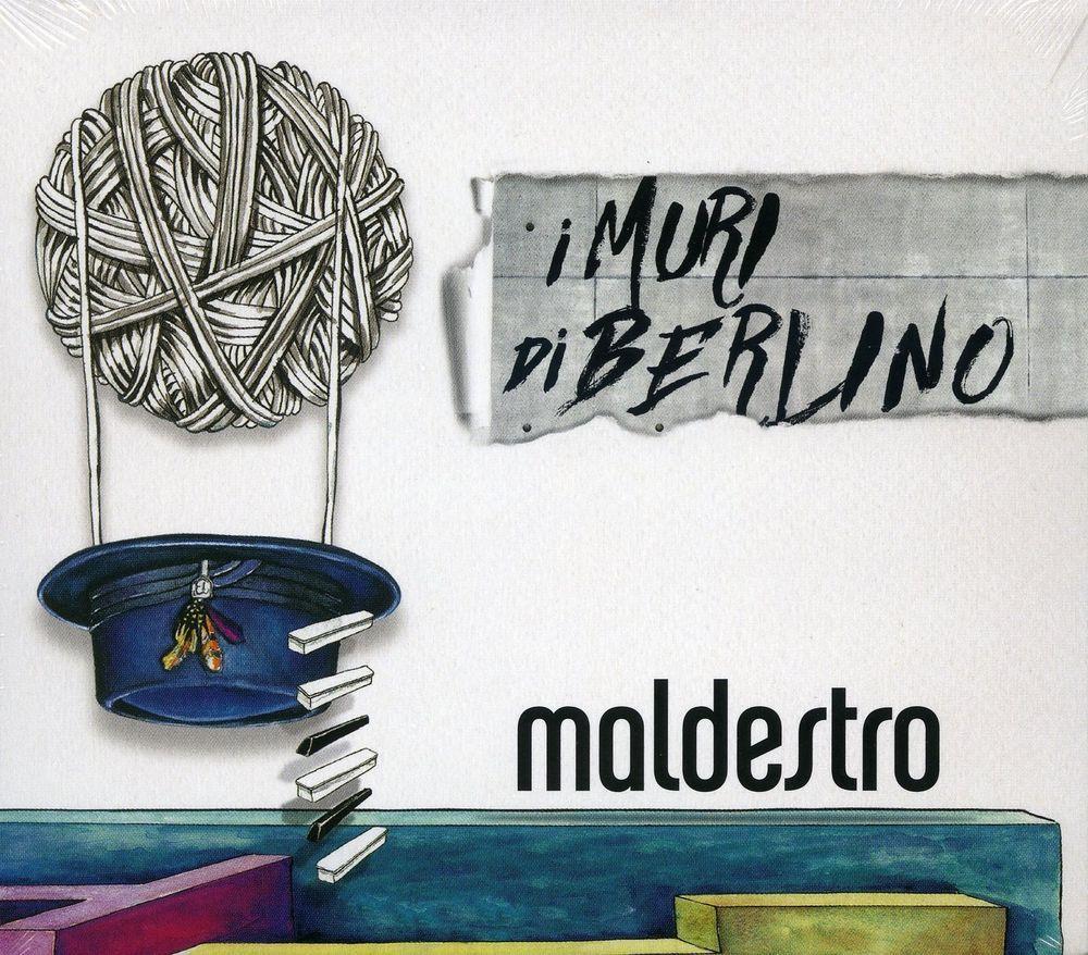 Maldestro - I Muri Di Berlino - CD   Nuovo Sigillato