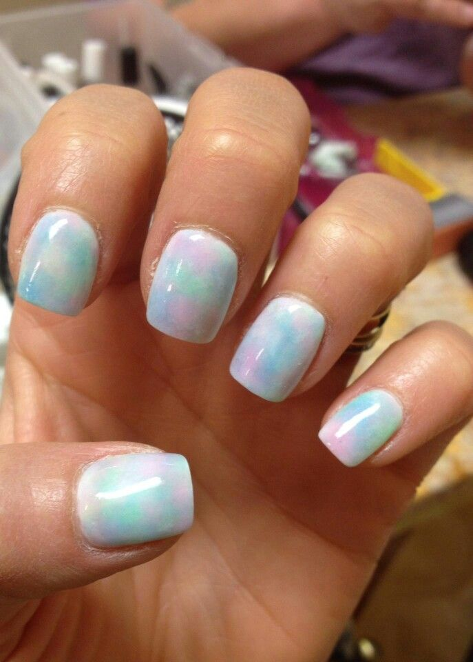 Opal (nexgen nails) | nails | Pinterest