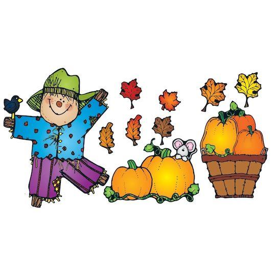Pumpkin Patch Bulletin Board Set By Carson Dellosa | Michaels®