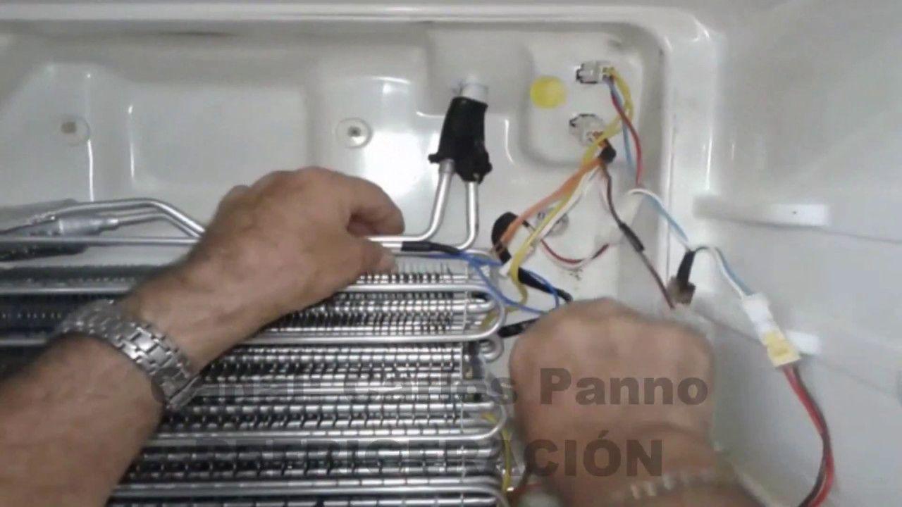 No Enfria Abajo Dos Temperaturas Video Completo Cambio De