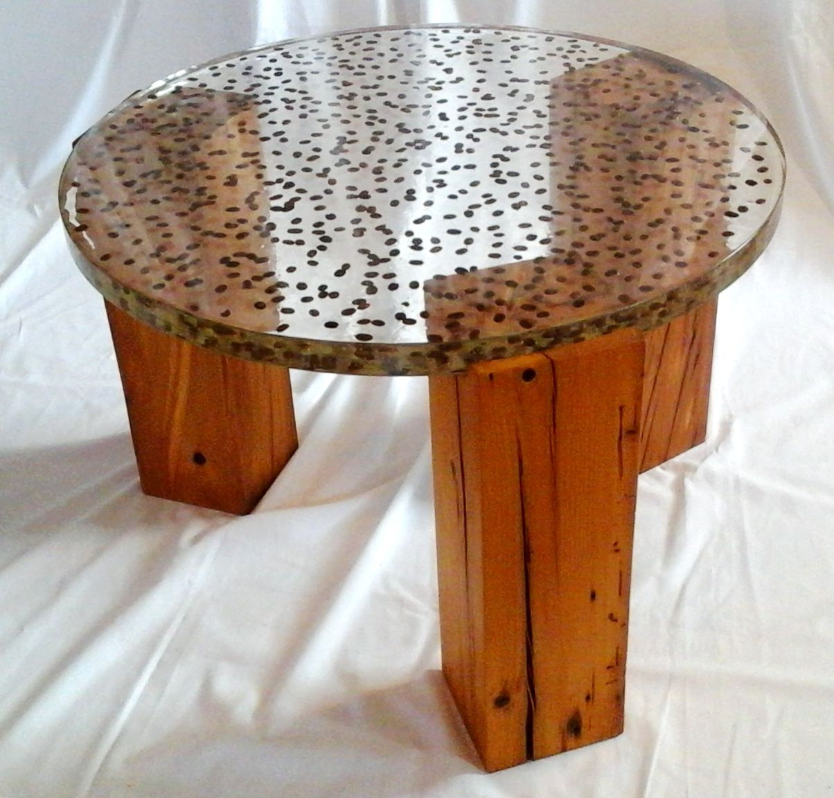 Cool For Coffee Lovers Resin Table Top With Embedded Coffee Inzonedesignstudio Interior Chair Design Inzonedesignstudiocom