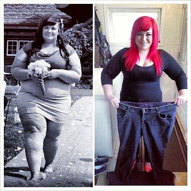 Истории похудения смешные