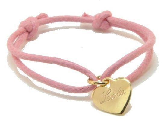 Bracelet Coeur (Bijoux By Lola)