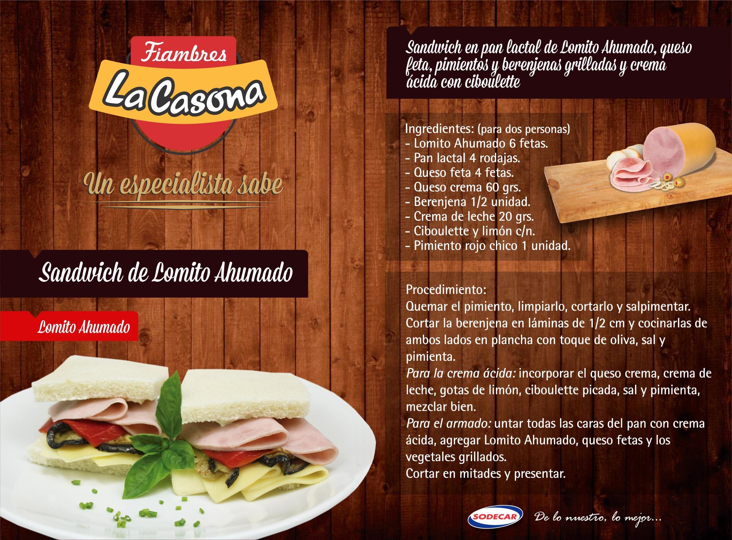 sandwich de lomito recetas deliciosas pinterest