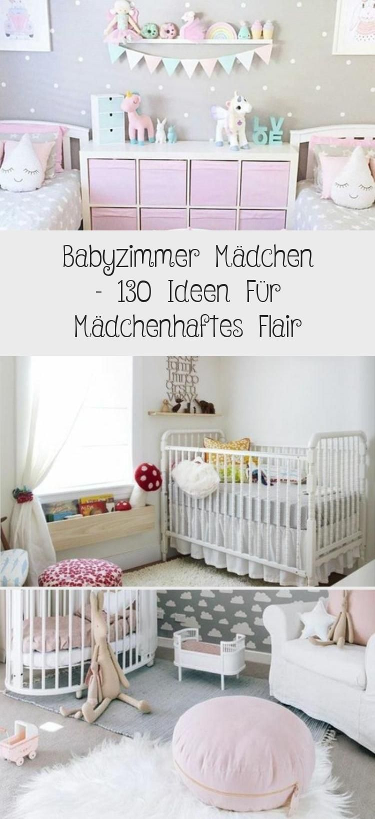 Babyzimmer Madchen 130 Ideen Fur Madchenhaftes Flair Dekoration
