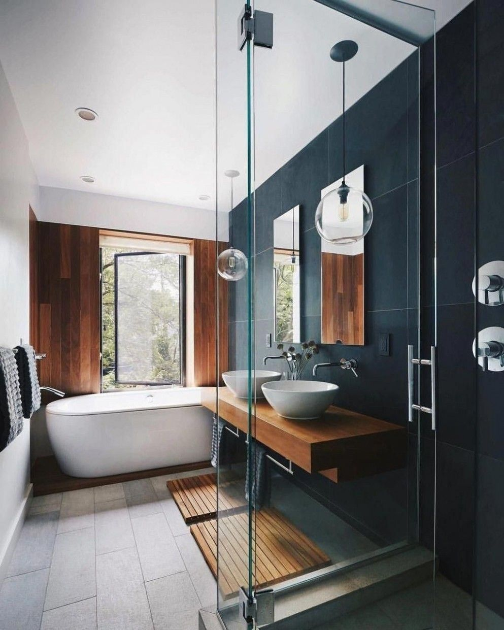 Bathroom Floor Design Jobs Desain Kamar Mandi Kamar Mandi Ide Kamar Mandi New concept colonial home bathroom