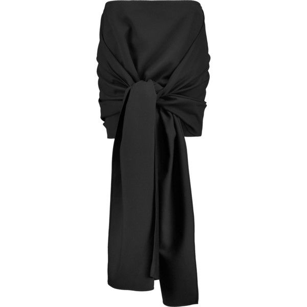 Designer Clothes, Shoes & Bags for Women   SSENSE. Draped SkirtGathered  SkirtWool ...