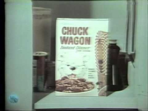 Chuckwagon Dog Food Commercial 1978 With Images Old