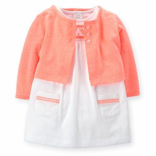 girl's fashion - laranjinha
