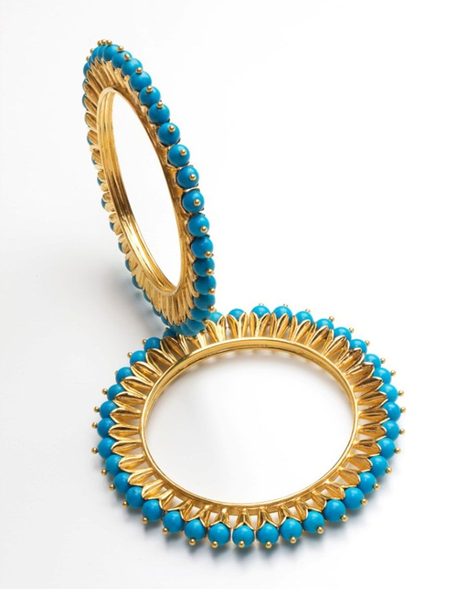 Jewellery collaboration between two legendary indian brands manish