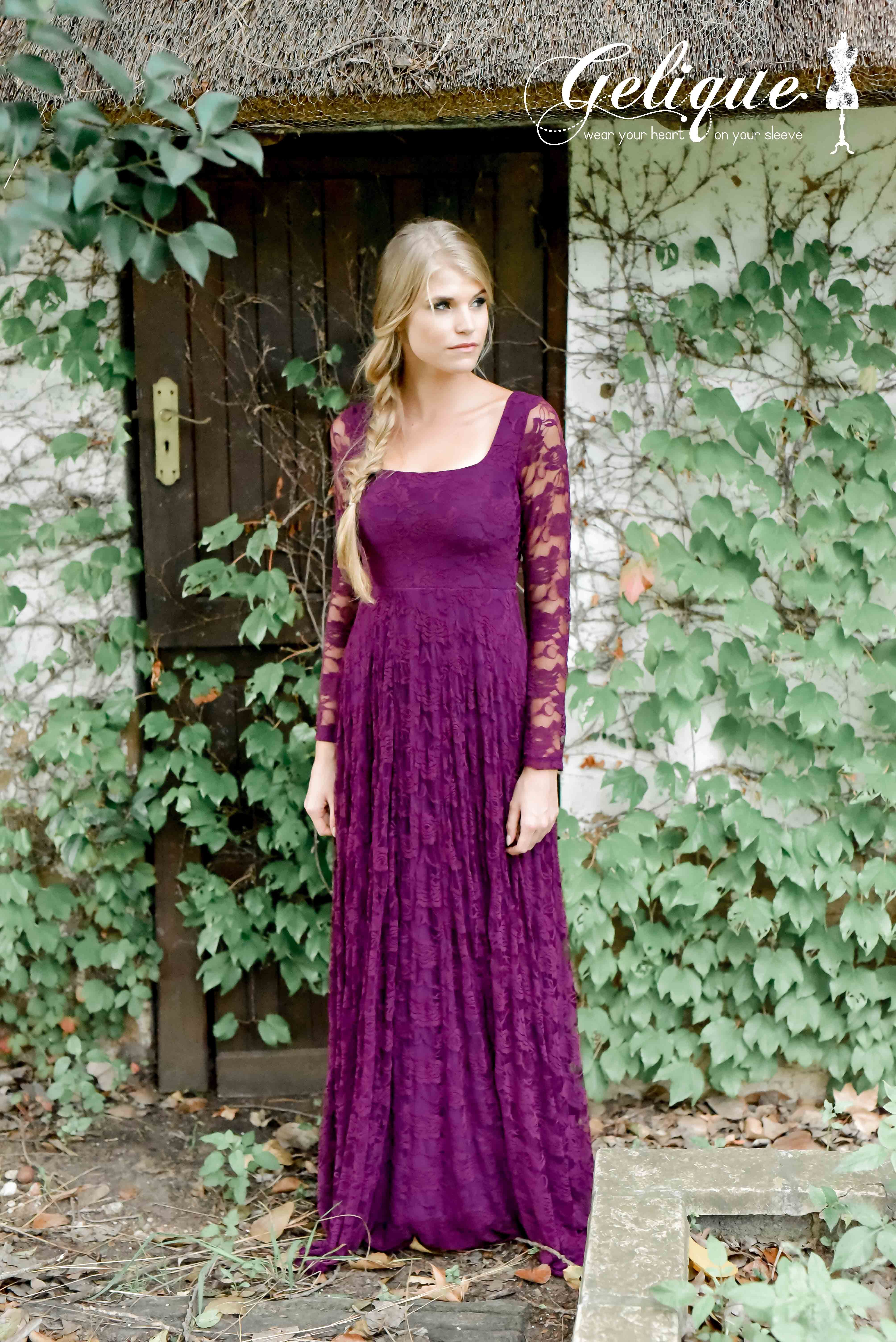 Lace dress with cape  Alice dress in Full Lace  Gelique Alice Dress  Pinterest  Alice