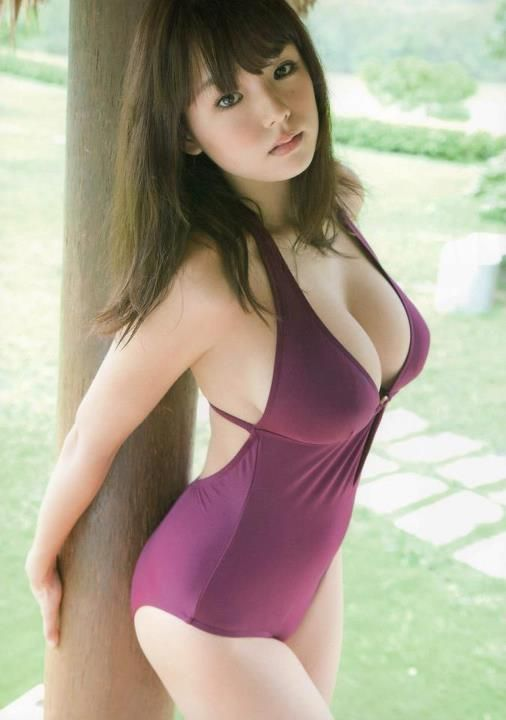 Beautifully busty asians