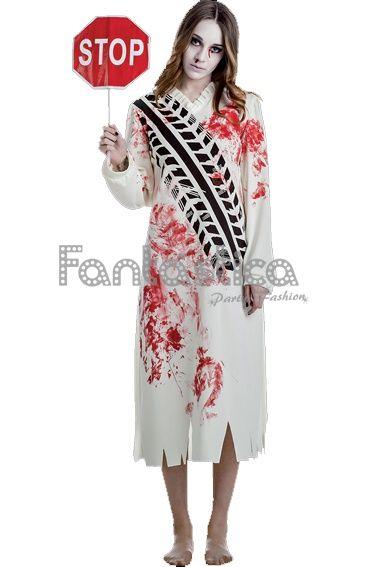 Disfraz para Mujer Niña de la Curva Disfraces Halloween para Mujer