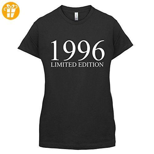 1996 Limierte Auflage / Limited Edition - 21. Geburtstag - Damen T-Shirt -