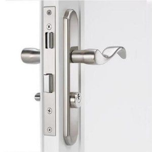Wright Products Vmt115sn Accents Serenade Mortise Lockset