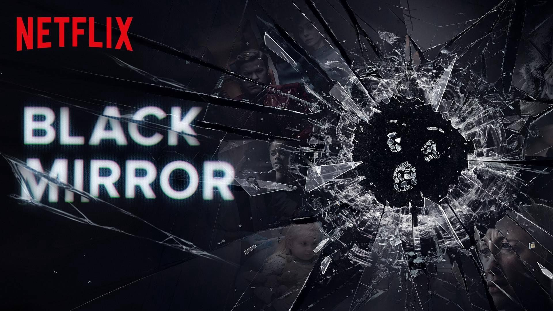 What If Black Mirror Becomes A Reality Best Shows On Netflix Black Mirror Netflix