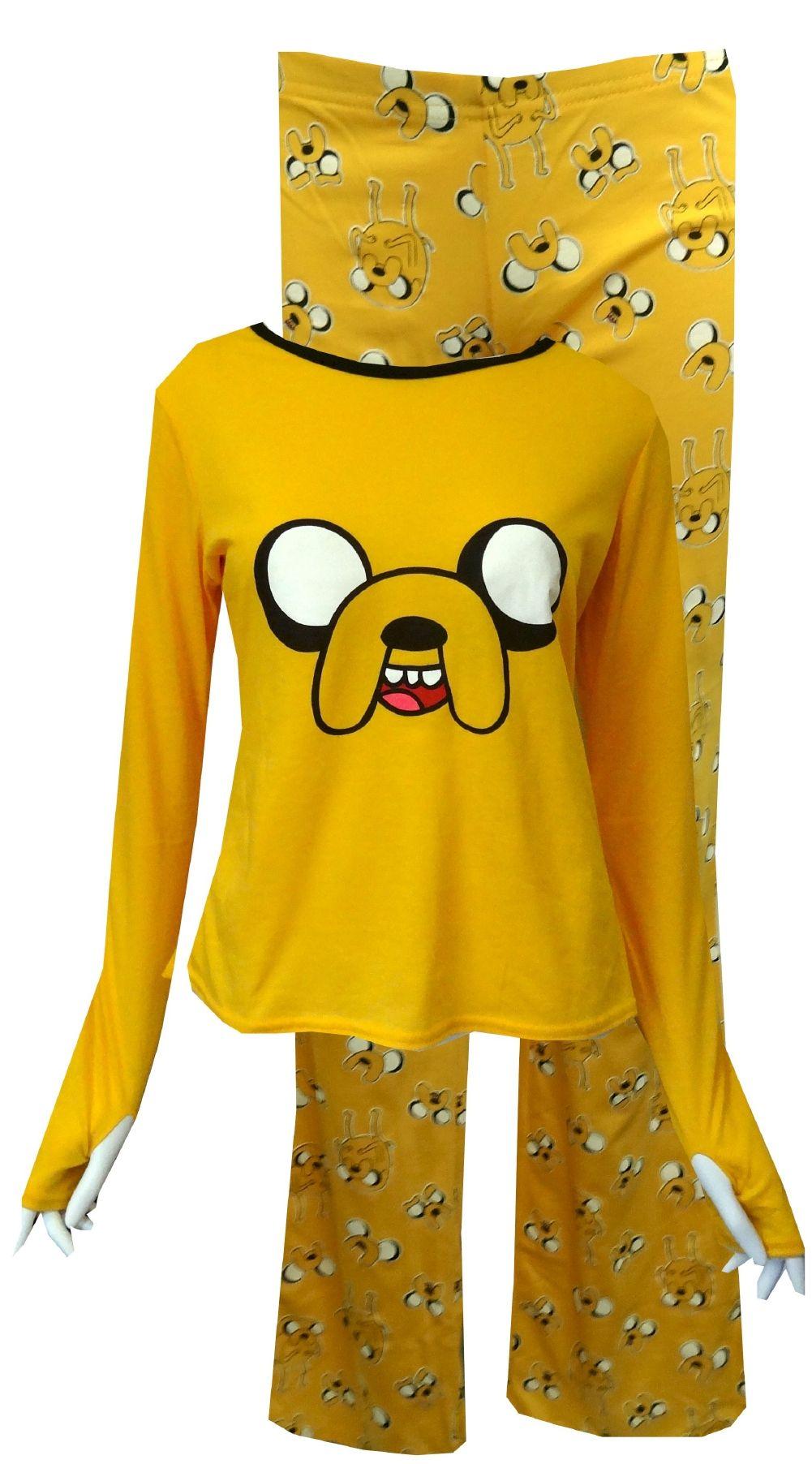 Adventure Time Jake The Dog Pajamas  c4e235c36