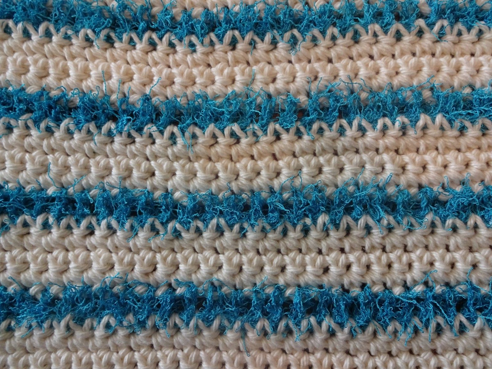 Scrubby stripes cloth pattern made with scrubby yarn and cotton scrubby stripes cloth pattern made with scrubby yarn and cotton free crochet pattern on bankloansurffo Choice Image