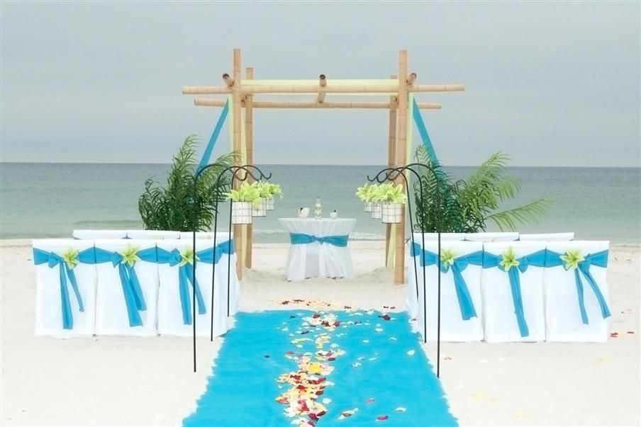 Gulf Shores Orange Beach Wedding Packages On The Small Weddings