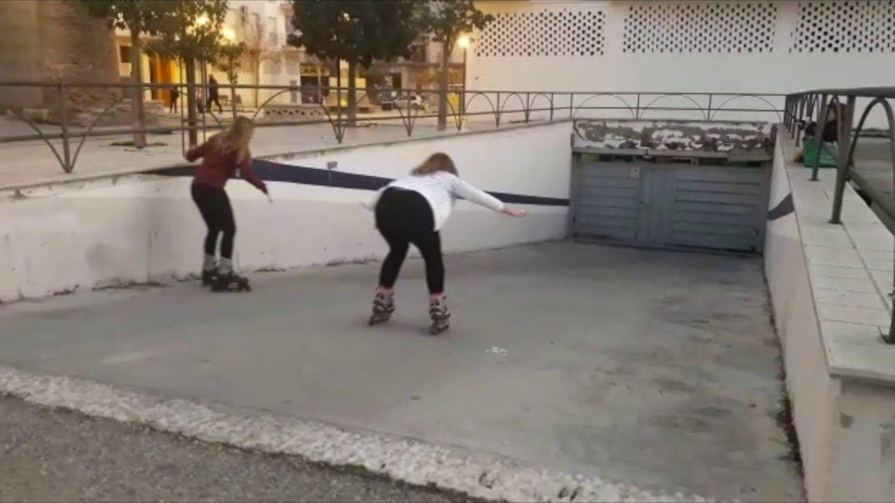 Rollerblading screaming into garage door fail http://ift.tt/2rMZJYw