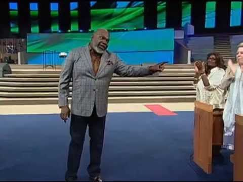 Bishop T D Jakes Sermons : Run Your Race Run After Your Destiny - My