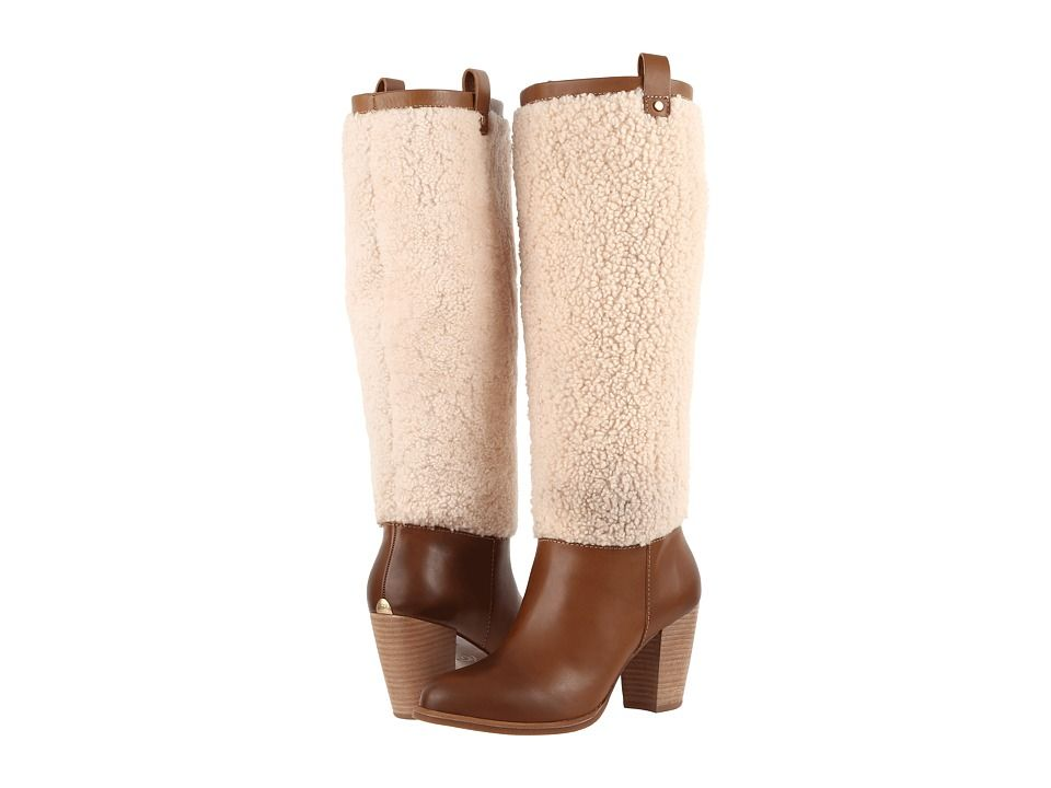 7bf61cfd01 UGG UGG - AVA EXPOSED FUR (CHESTNUT/NATURAL) WOMEN'S BOOTS. #ugg ...