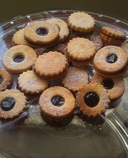 #linzercookies