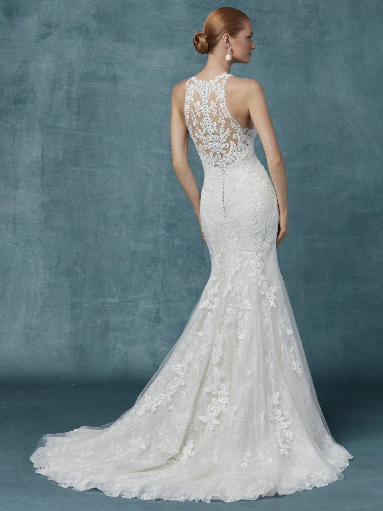 Weddings & Events 2019 Short Sleeves Country Wedding Dresses V-neck Lace Appliques Sequined Buttons Neck Boho Bridal Gowns Vestido De Noiva