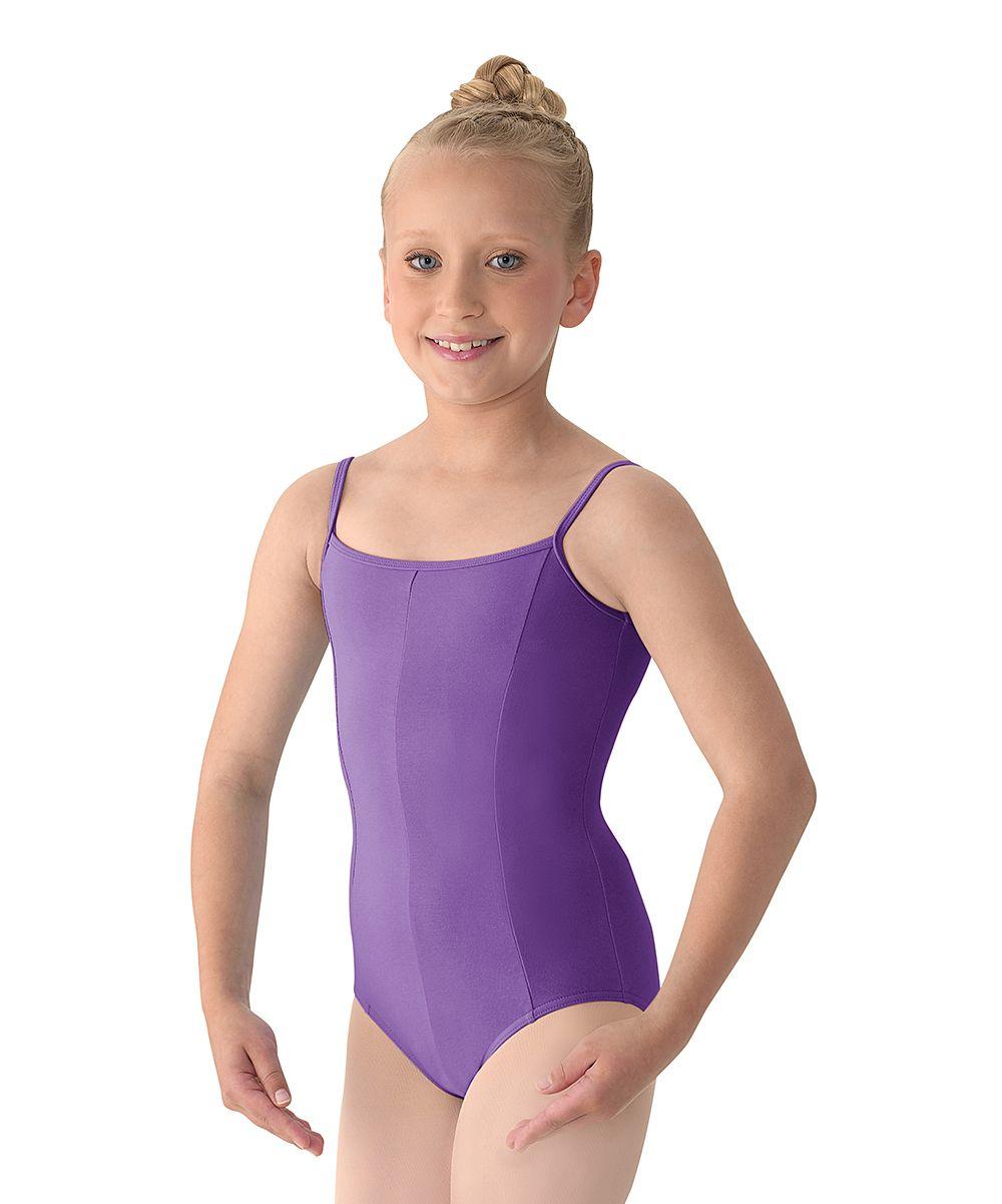 70c021477 Lavender Camisole Leotard - Girls