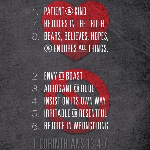 1 Corinthians 13 6 7 King James Version Kjv Rejoiceth Not In