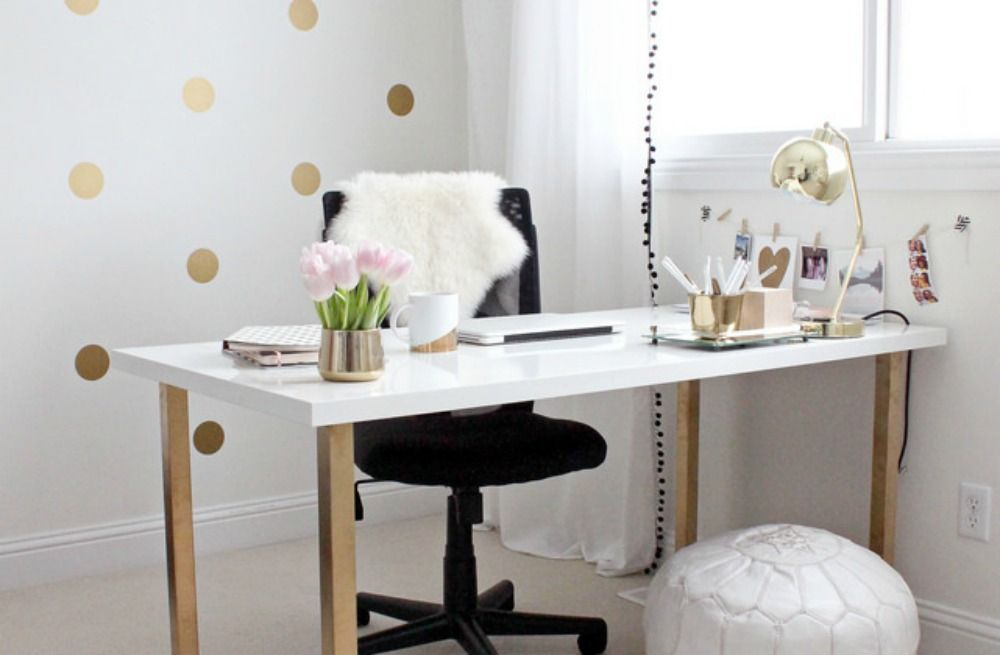 7 Budget Friendly Ways To Dress Up Your Home Office Home Office