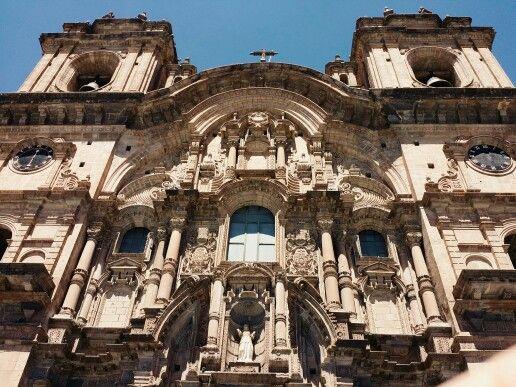 Cusco church Perú